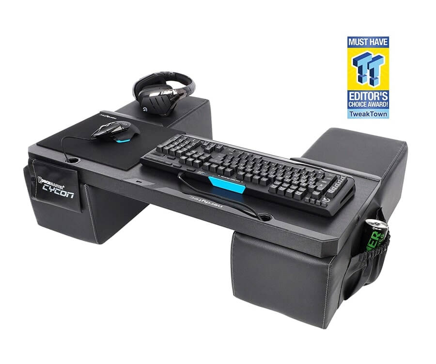 #49 unique gifts for pc gamers: couchmaster gaming platform