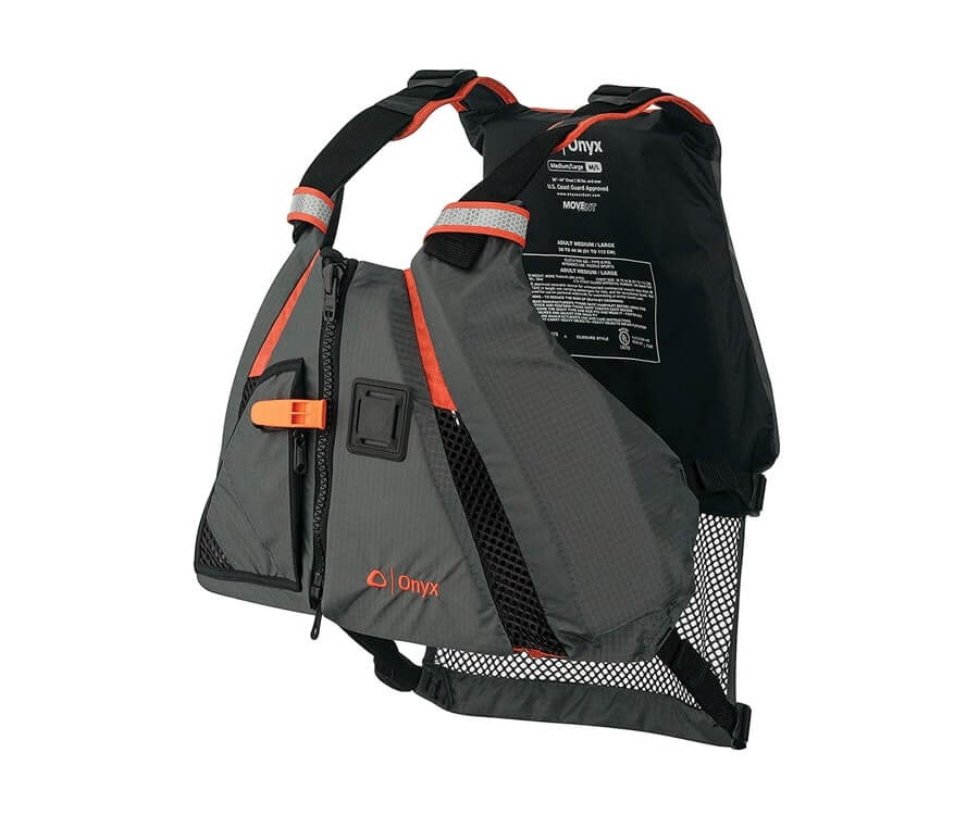 #2 best gifts for kayakers: paddle sports life jacket