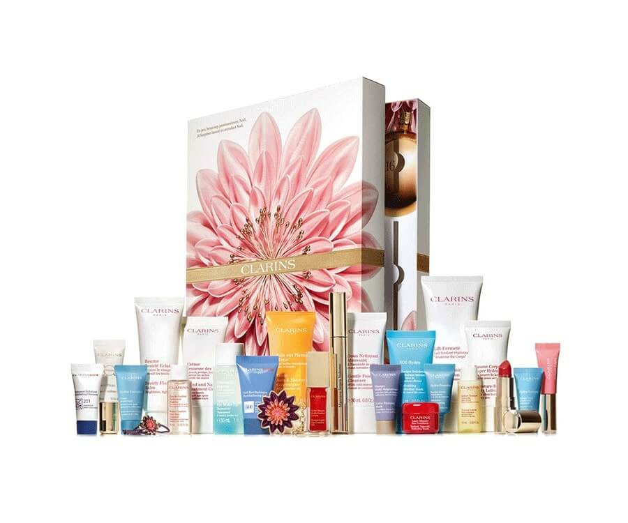 #1 beauty & makeup gift sets: Clarins Ultimate Holiday Gift Set