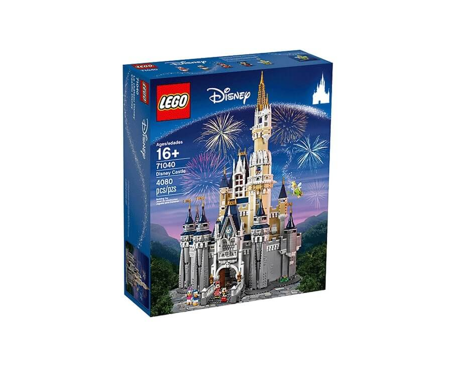 #2 cool lego gifts for adults: Disney Magic Castle