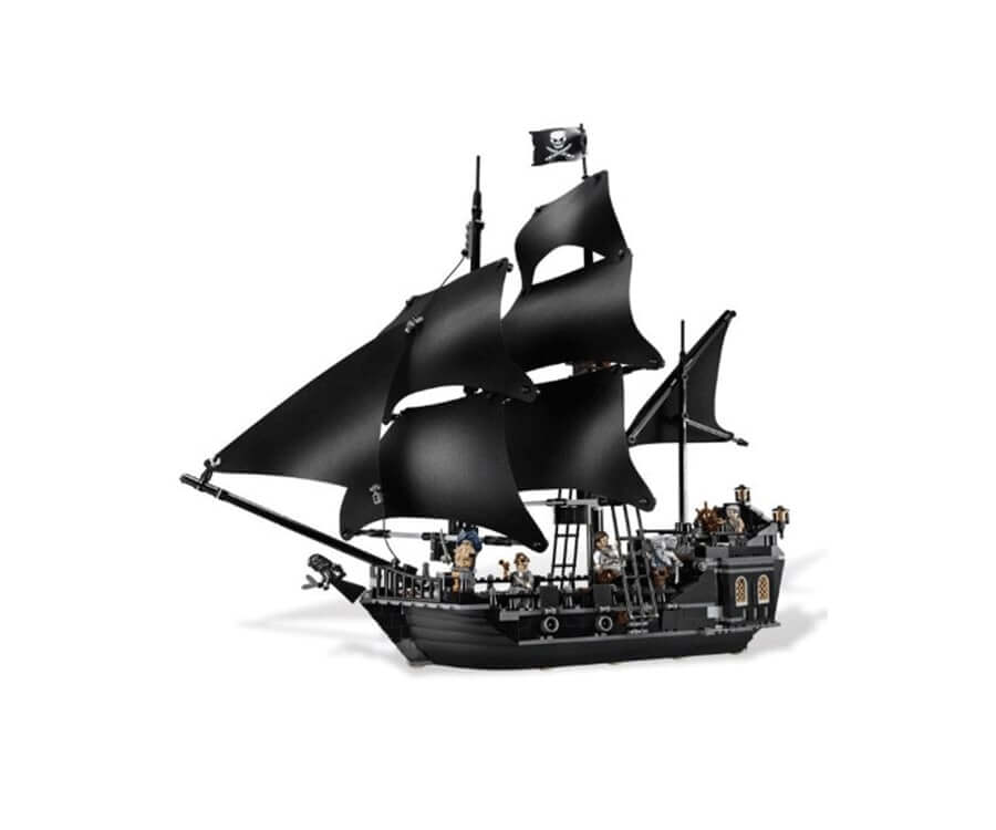 #3 cool lego gifts for adults: The Black Pearl
