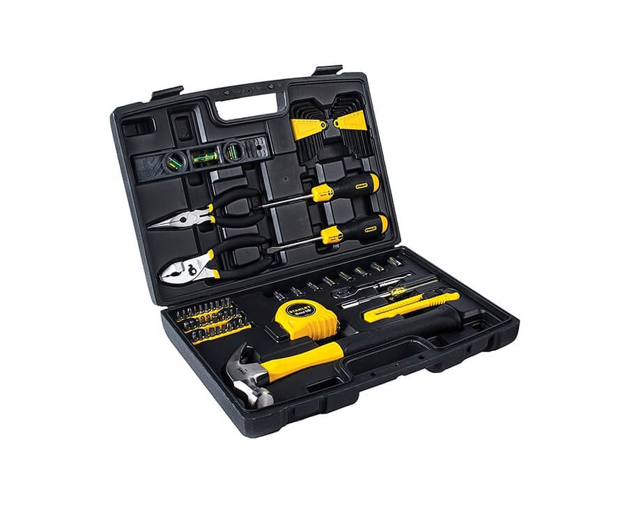 #6 gifts for handyman: Stanley Homeowner's Tool Kit