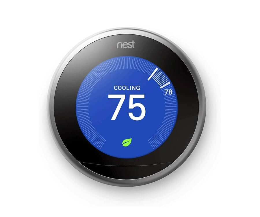 #28 gifts for handyman: Google Learning Thermostat