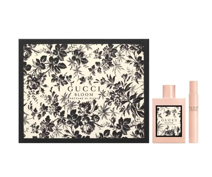 #24 beauty & makeup gift sets for her: Gucci bloom gift set