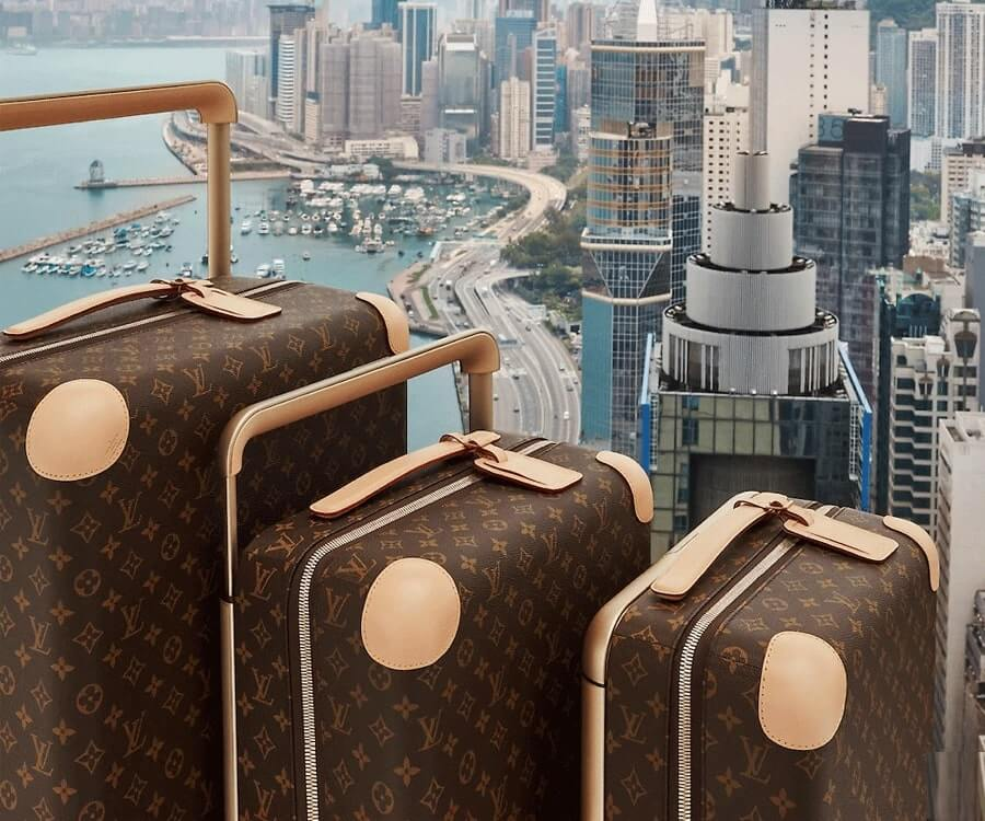 #16 Over the top luxury gifts for her: Louis Vuitton Luggage