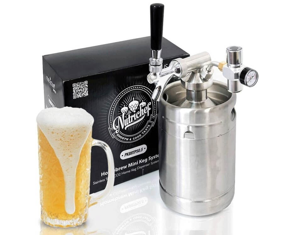 #9 cool gadgets for men: Portable Drafted Beer System