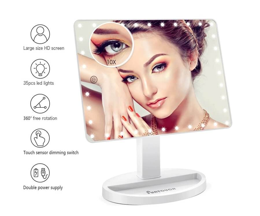 #23 gifts for the woman who has everything: Smart Mirror
