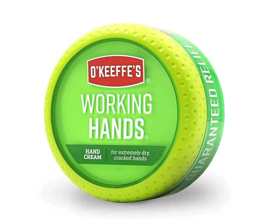 #27 gifts for handyman: working hands cream