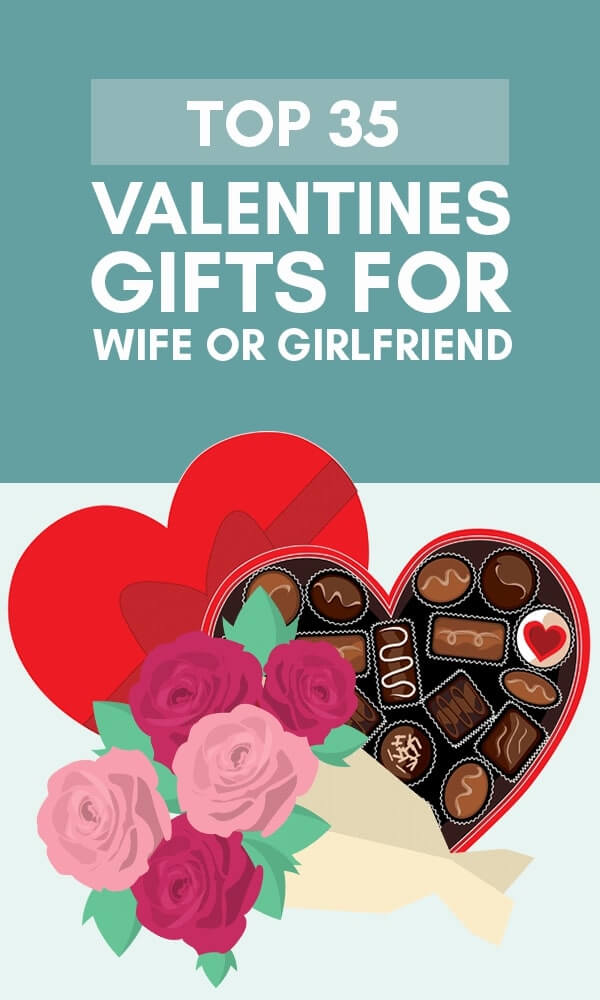Top 25 best valentines day gifts for wife or girlfriend