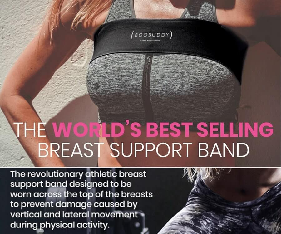 #26 Best Workout Gifts For Her: Boob Bounce Eliminator