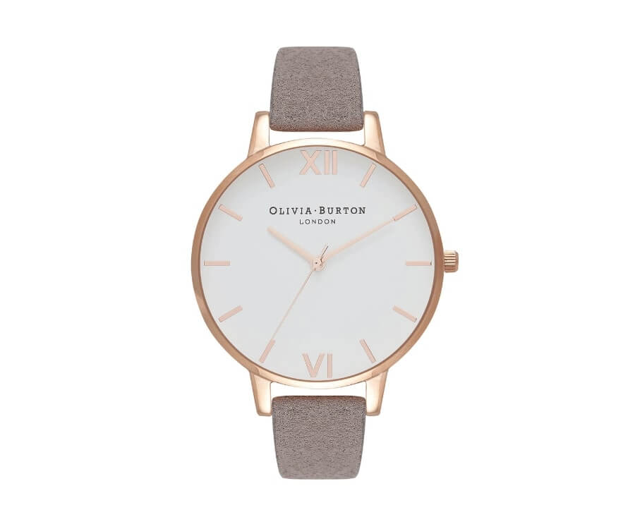 #24 eco friendly gifts for her: watch by Olivia Burton