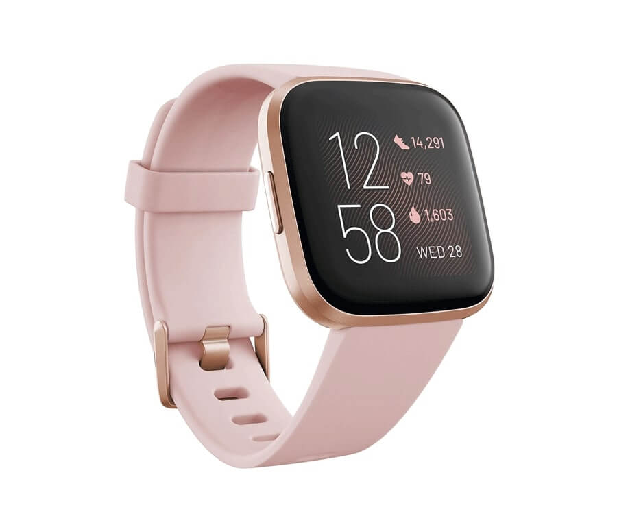 #4 Best Fitness Gifts for Her: Fitbit Charge 2 - Special Edition Lavender Rose Gold