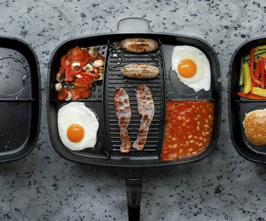 #12 gifts for the woman who has everyhing: The Multi-Compartment Pan