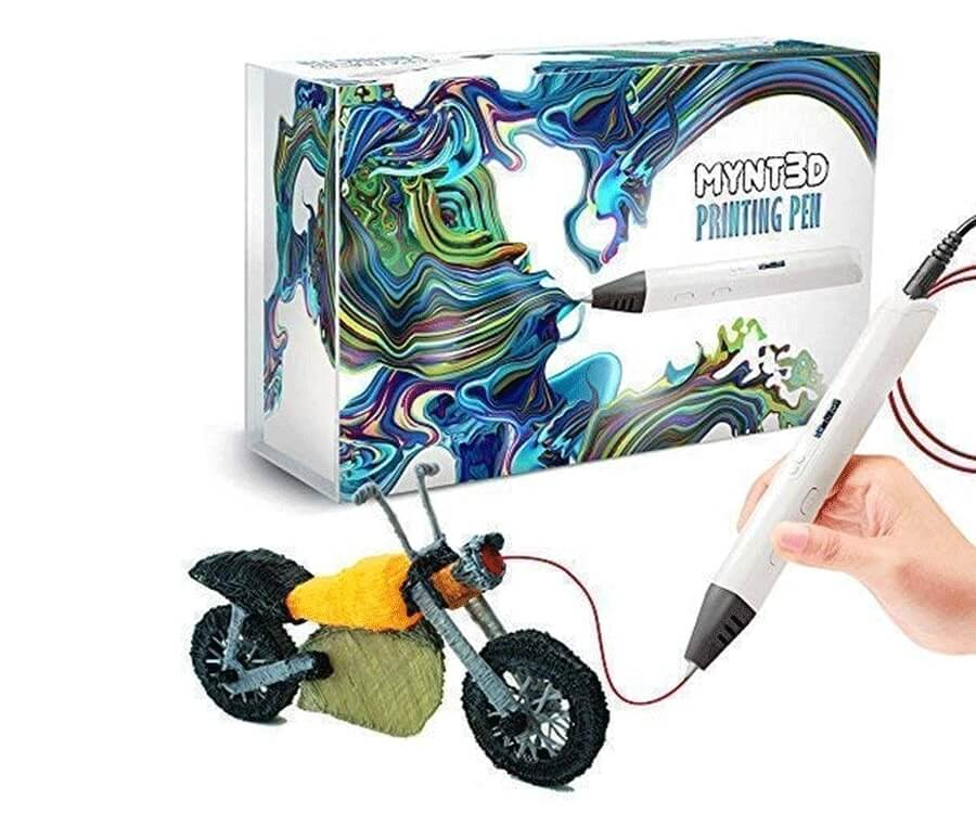 #19 cool gifts for sketch artists: 3D printing pen