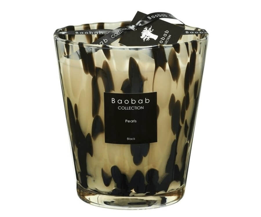 #13 best valentines gifts for her: Baobab Powered Rose Candle