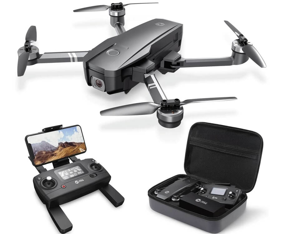 #15 cool gadgets for men: foldable drone