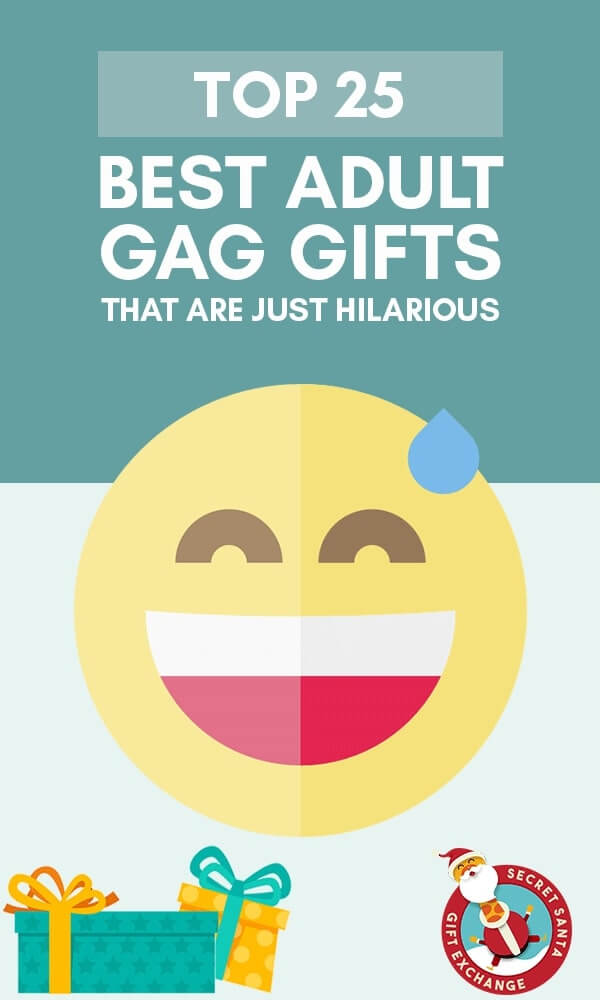 Top 21 best adult gag gifts