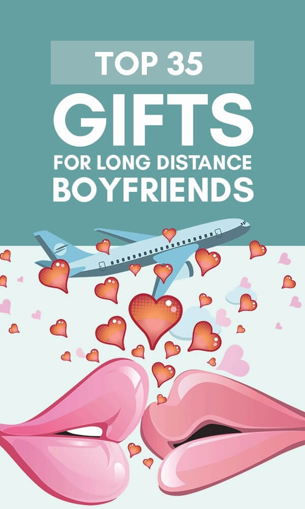 Infographic top 35 best gifts for long distance boyfriends