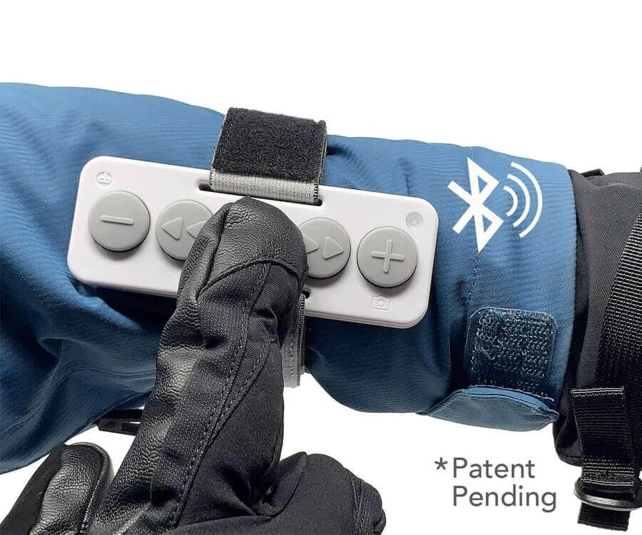 #43 cool gadgets for men: Easy Press Music Remote