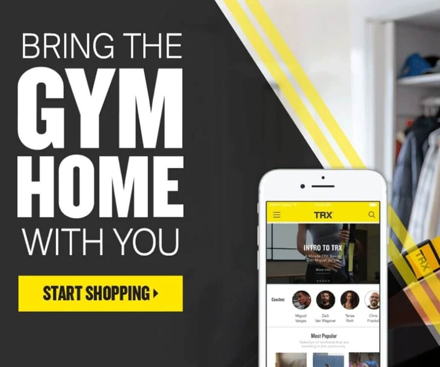 #13 great retirement gifts for men: gym at home tools