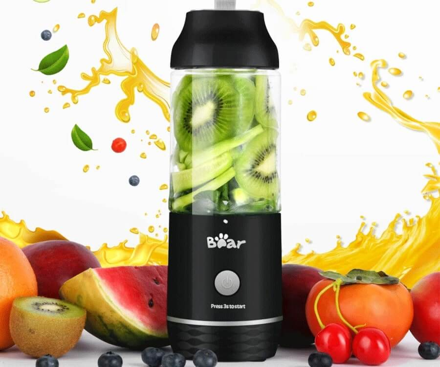 #6 gifts for the woman who has everything: Portable Blender
