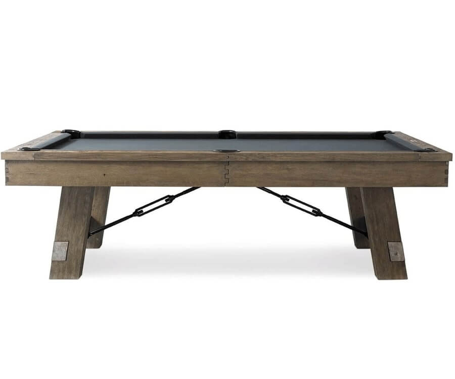 #8 luxury gifts for men who have everything: handmade design pool table