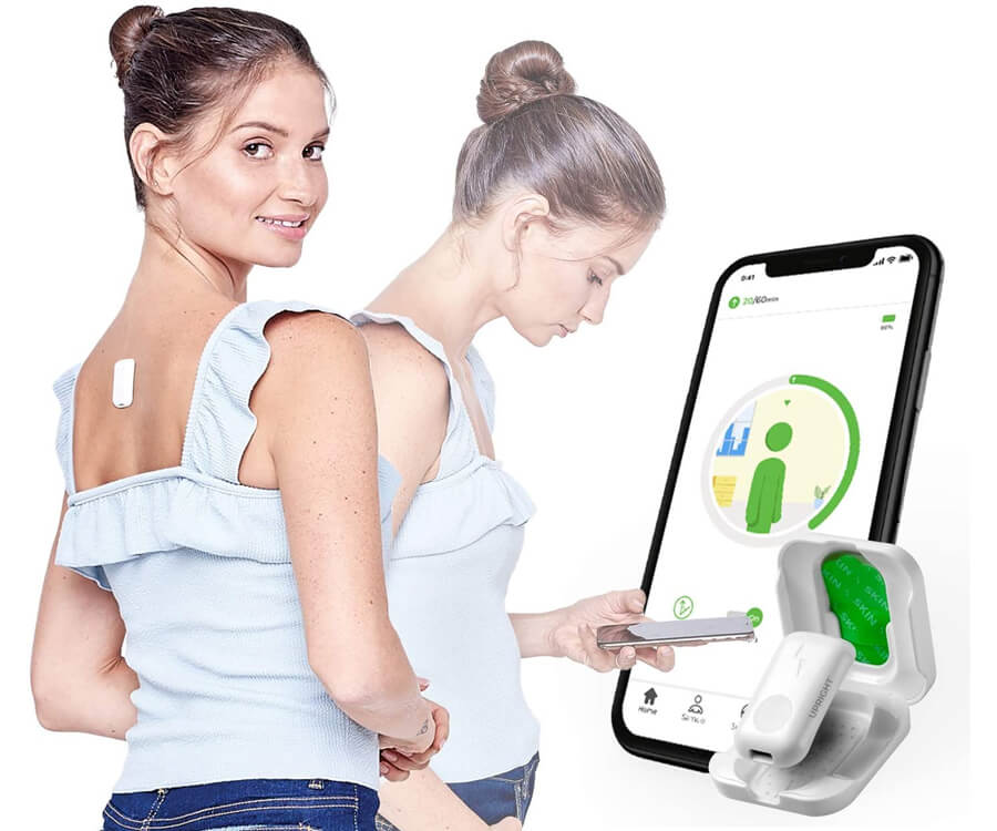 #39 gadget gifts for tech women: upright go posture trainer