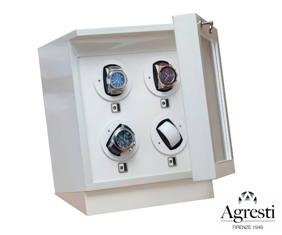 #22 luxury gifts for men who have everything: Agresti watch winding chest