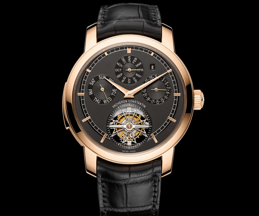 #15 luxury gifts for men who have everything: Vacheron Constantin luxury watch